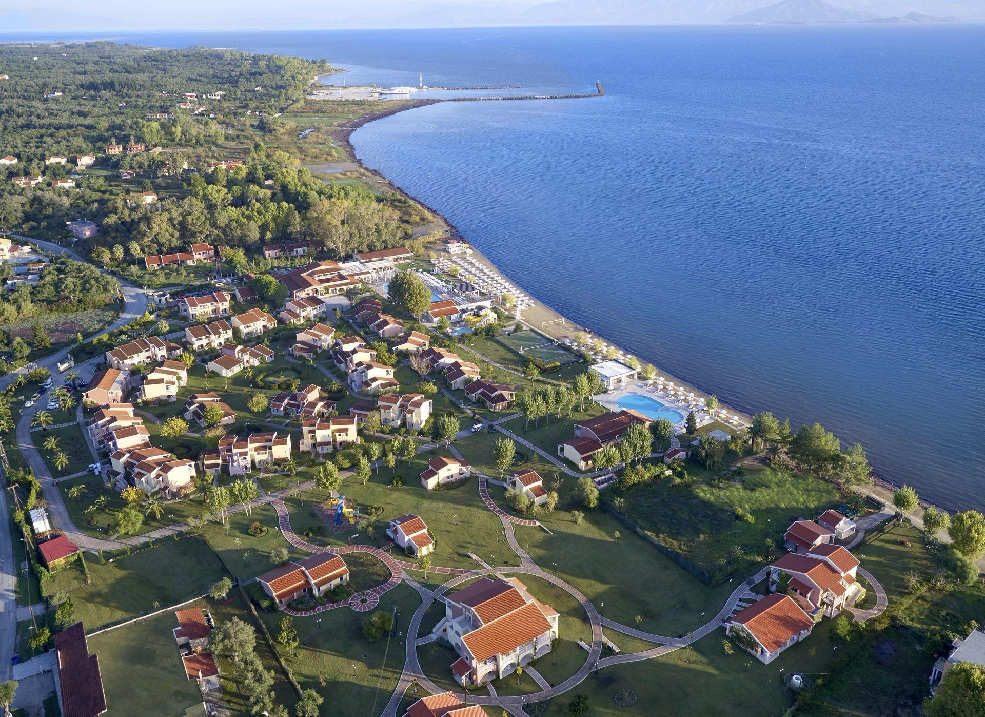 Mayor Capo Di Corfu Family Beach Resort In Corfu Island