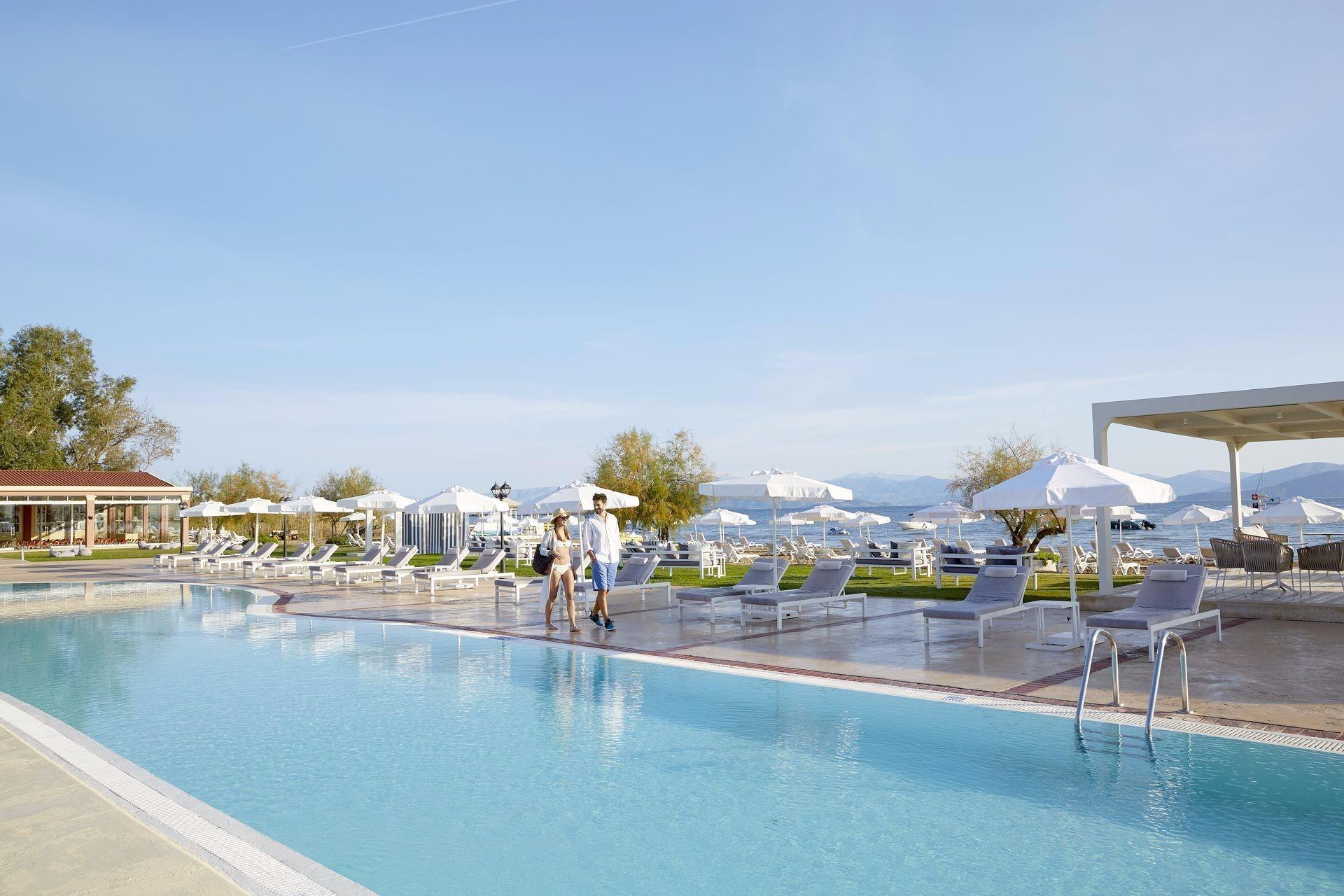 Mayor Capo Di Corfu Family Beach Resort In Corfu Island :  Mayorcapodicorfu.com
